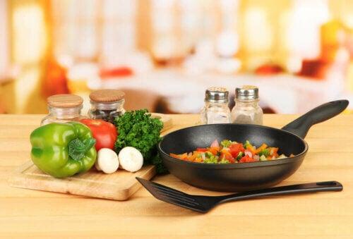 Cozinhar de forma saudável