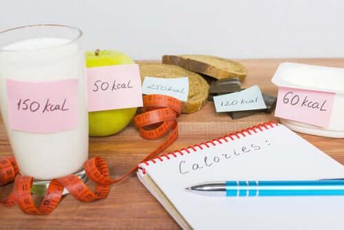 As calorias se transformam em gordura?