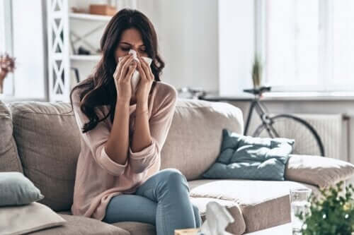 Como tratar o resfriado comum em casa?