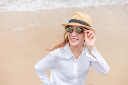 Como proteger os olhos durante o verão?
