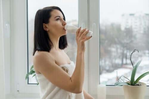 Posso consumir iogurte se estiver com diarreia?
