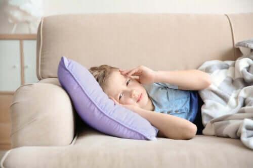 Enxaqueca em crianças: sintomas e tratamento
