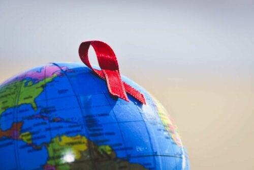 HIV no mundo