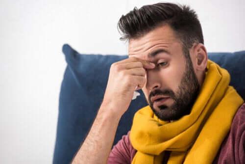 O que é a hipertrofia dos cornetos?