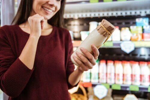 Comprar iogurte natural