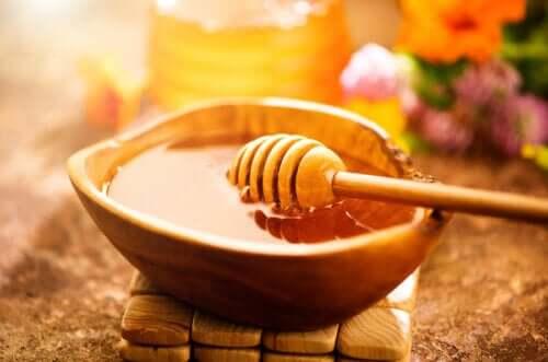 O índice glicêmico do mel