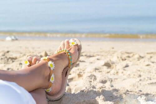 5 dicas para cuidar dos pés neste verão