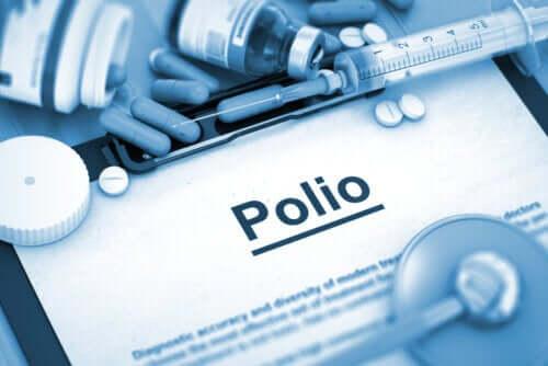 Tipos de poliomielite