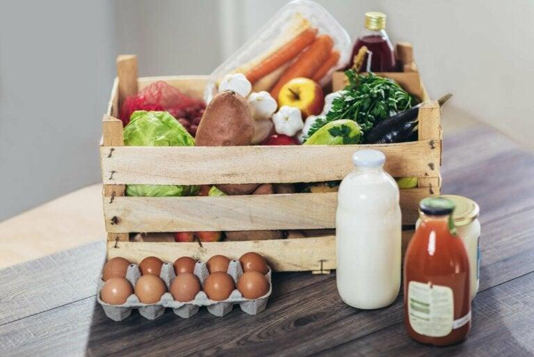 O que é uma dieta sustentável?