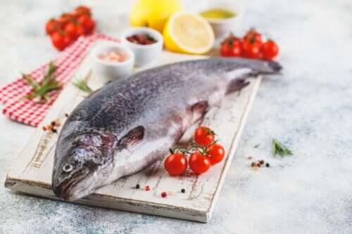 Quais são os peixes livres de anisakis?