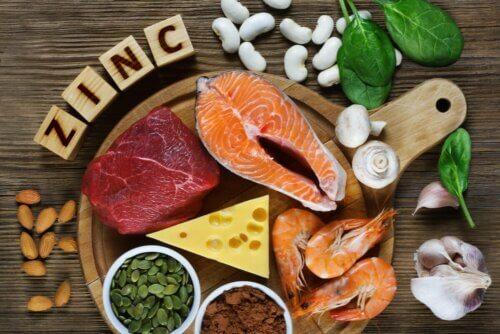 Como obter zinco por meio da dieta