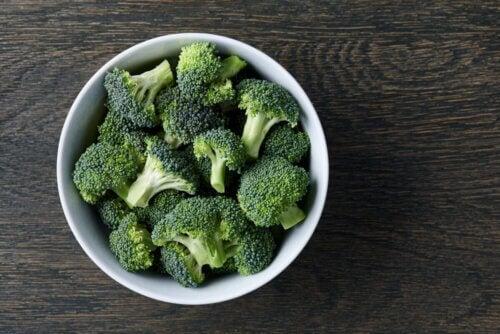 Brócolis congelado