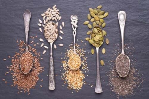 Quais são os benefícios das sementes para a saúde?