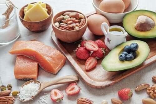 Lista de alimentos permitidos na dieta cetogênica