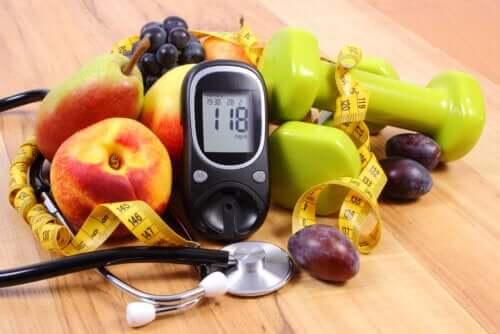 Tratamento da hiperinsulinemia