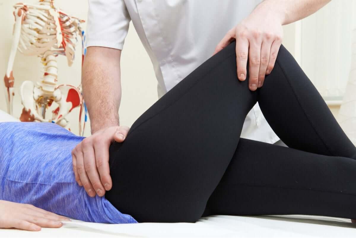 Fisioterapia para o quadril