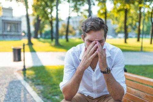 Sintomas de rinite