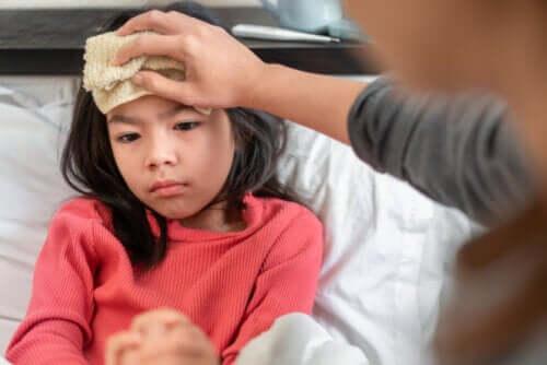 Tratamento para baixar a febre