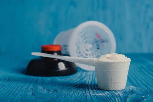 O que é caseinato de cálcio e para que serve?