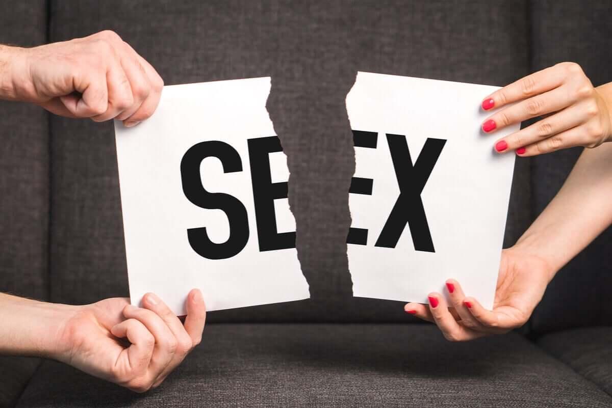 Dificuldades no sexo