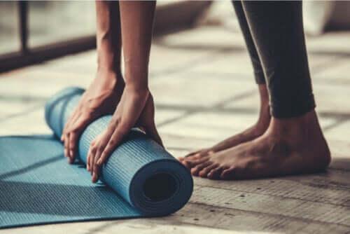 4 exercícios de pilates para iniciantes