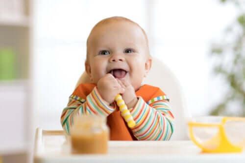 Desmame do bebê: como introduzir os primeiros alimentos?