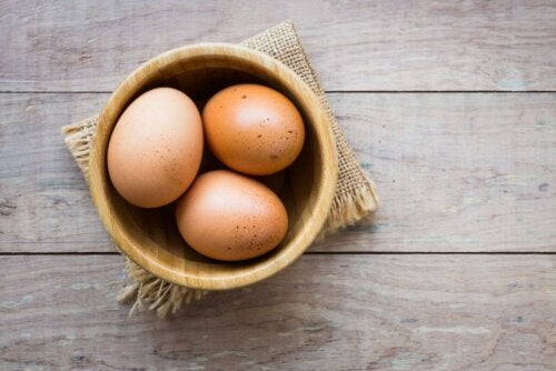 Valor nutricional dos ovos