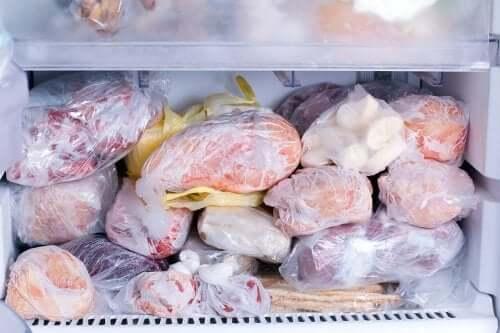 Alimentos congelados: tudo que você precisa saber
