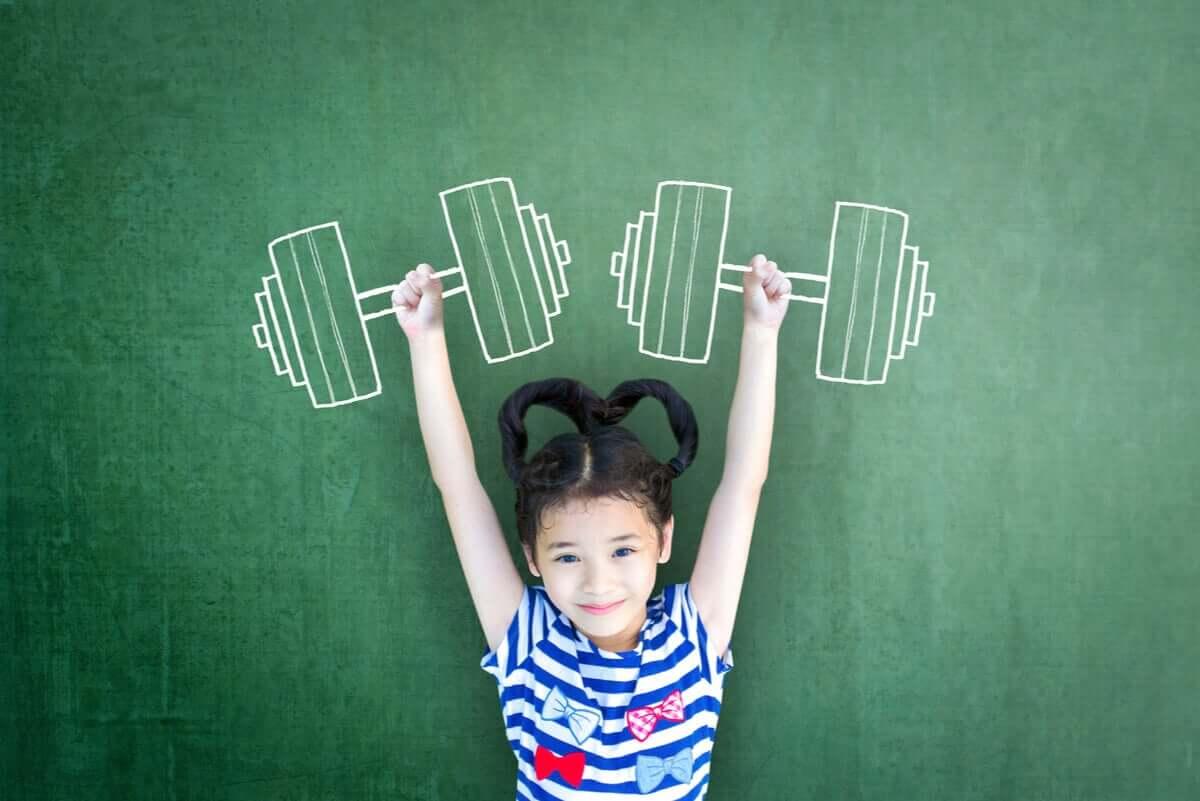 Exercícios de crossfit para crianças