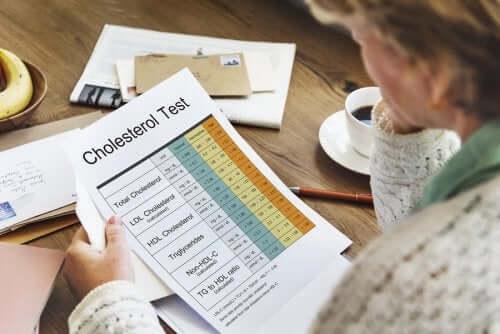 Guia de cuidados com o colesterol