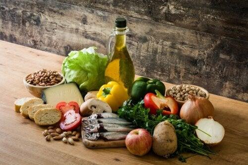 Dieta para tratar a inflamação