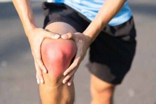 Entorse de joelho: causas, sintomas e recomendações