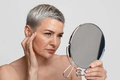 A dieta evita o envelhecimento precoce