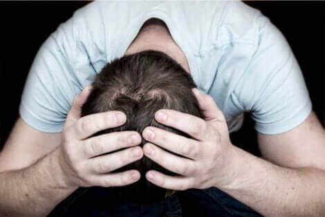 O colapso mental pode gerar depressão