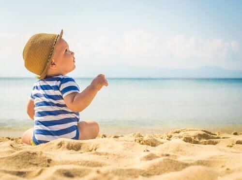 Como proteger as crianças das ondas de calor?