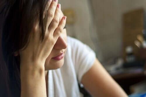Os primeiros sintomas da demência