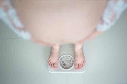 As dificuldades da obesidade na gravidez