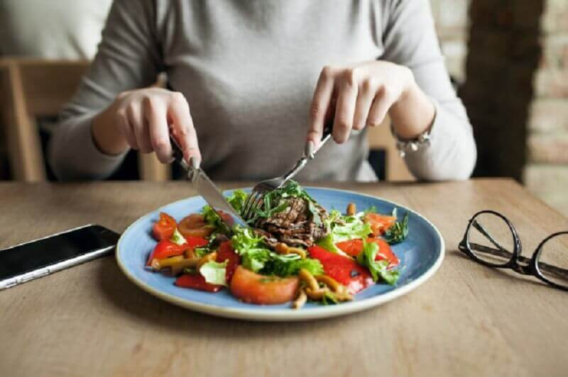 Comer de forma saudável