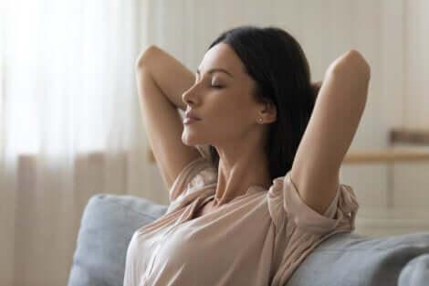 Relaxar para evitar o estresse excessivo