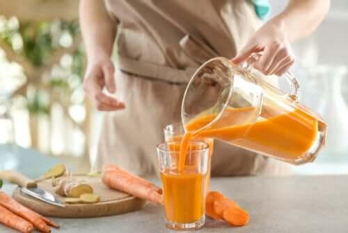 O que são os carotenos e quais são os seus benefícios?