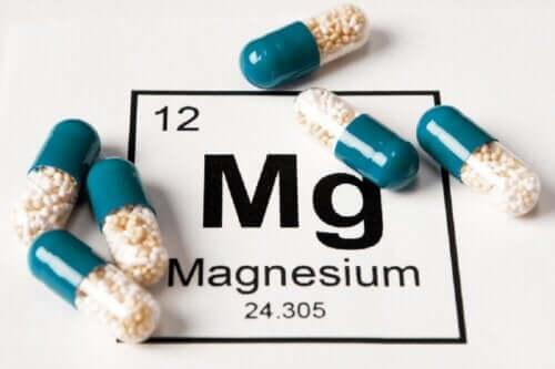 Hipomagnesemia: baixo nível de magnésio no sangue