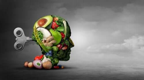 Vitaminas do complexo B para um cérebro jovem