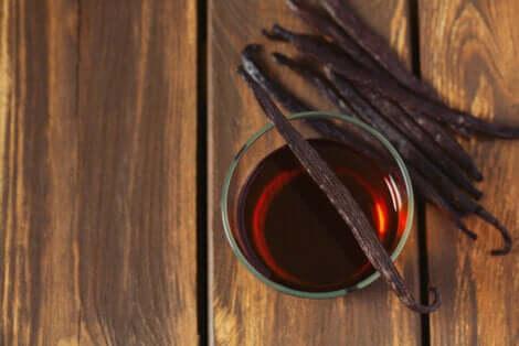A baunilha é uma especiaria muito usada na culinária