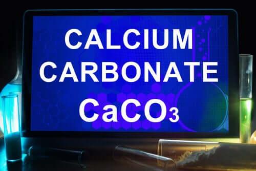 Carbonato de cálcio: dosagem e precauções