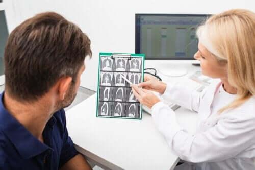 Como é o diagnóstico da DPOC?