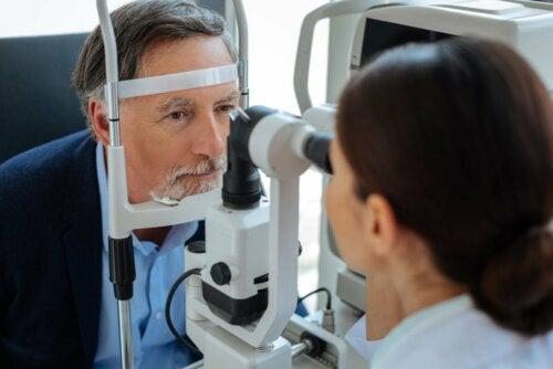 Cuidar da saúde ocular