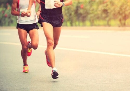 O desafio da maratona: rituais, cognições, bioquímica e emoções do corredor