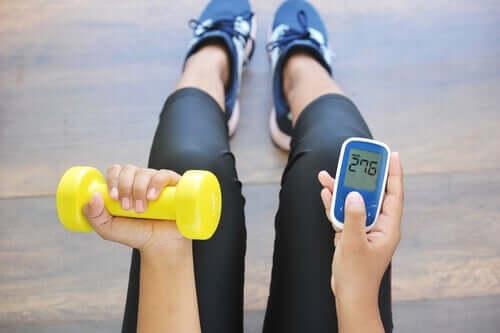 Dieta para atletas com diabetes