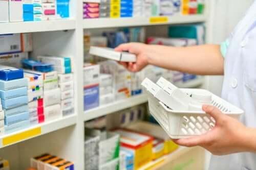 Quais são os diferentes tipos de medicamentos?