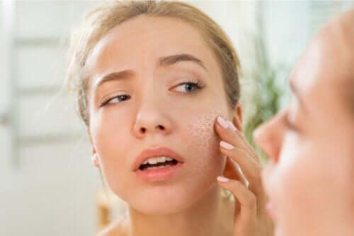 Quais são as causas da pele seca?